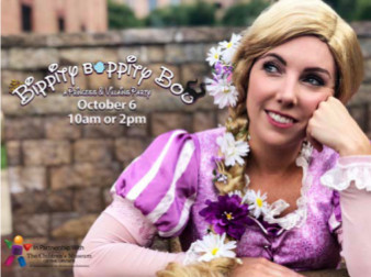 Centre Stage Presents 'Bippity Boppity Boo' Princess and Villains Show