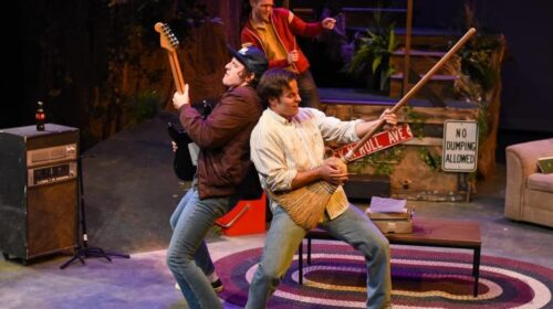 REVIEW: Centre Stage Brings Back Award-winning but Strange 'Treehouse'