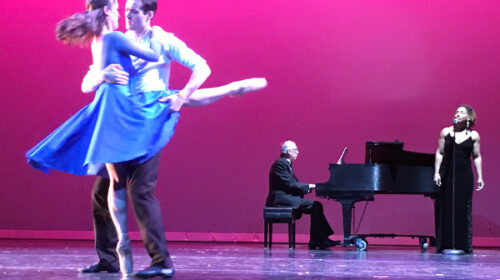 REVIEW: Ballet Spartanburg Merges the Arts in Exciting '#CollectiveWorks'
