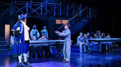 REVIEW: Nothing Little About Greenville Theatre's 'Oliver!'