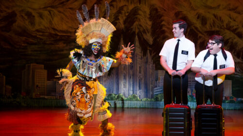 REVIEW: 'Book of Mormon' Still Holds its Faithful Edge