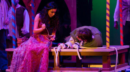 REVIEW: Younts Center  Rings Your Bell with Ambitious 'Hunchback'