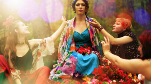 Guerrilla Shakespeare Theatre Company presents 'A Midsummer Night's Dream'