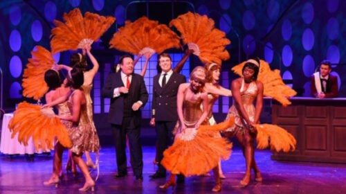 REVIEW: Greenville Theatre's 'Catch Me If You Can' is a Musical Worth Catching