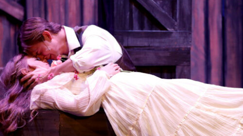 SPECIAL PREVIEW: Mill Town Players Ready 'Romeo' for National Competition