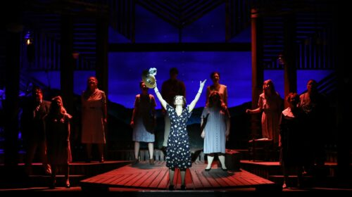 REVIEW: Mill Town Players' Bright Star is Bluegrass Bliss