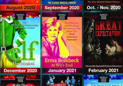 Greenville Theatre Unveils 2020-21 Season