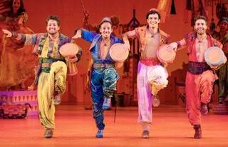 Behind the Curtain: 'Aladdin' Actor Talks Disney Magic