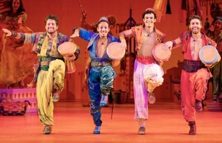 Behind the Curtain: 'Aladdin' Actor Talks Disney Magic