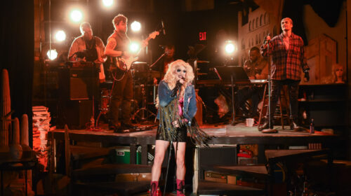 REVIEW: The Tea is 'Hedwig' Rocks