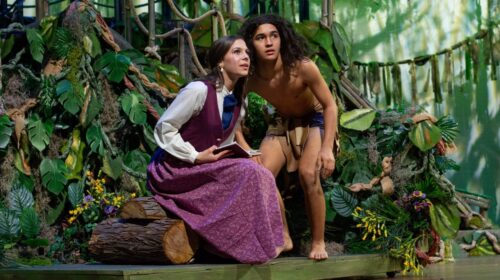 REVIEW: Oakbrook Prep Revives Swingin' 'Tarzan'