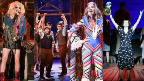 Newsies, Hedwig, Bright Star, Mamma Mia! Lead Upstate Theatre Award Noms