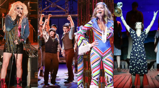 'Raisin in the Sun', 'Lost Highway,' 'Little Shop' Top Upstate Theatre Awards