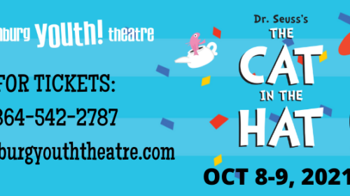 Spartanburg Youth Theatre is Back with 'The Cat in the Hat' October 8-9