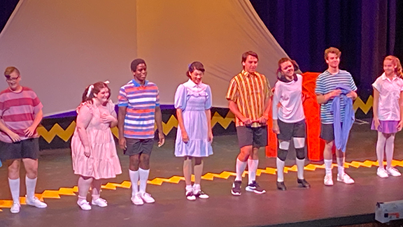 REVIEW: USC Upstate Theatre Comes Full Circle with 'Charlie Brown'