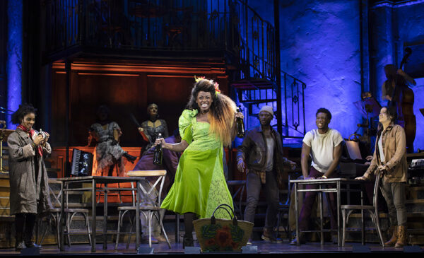 REVIEW: Broadway is Back and Hadestown is Burning Up the Peace Center