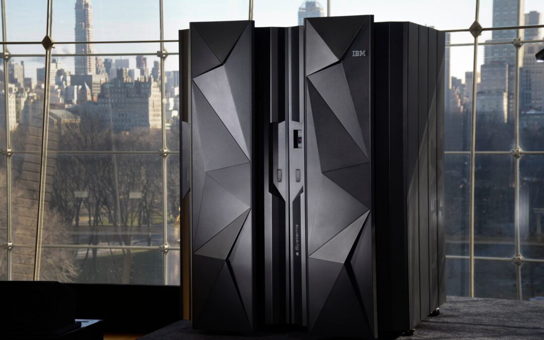 IBM Mainframe Features