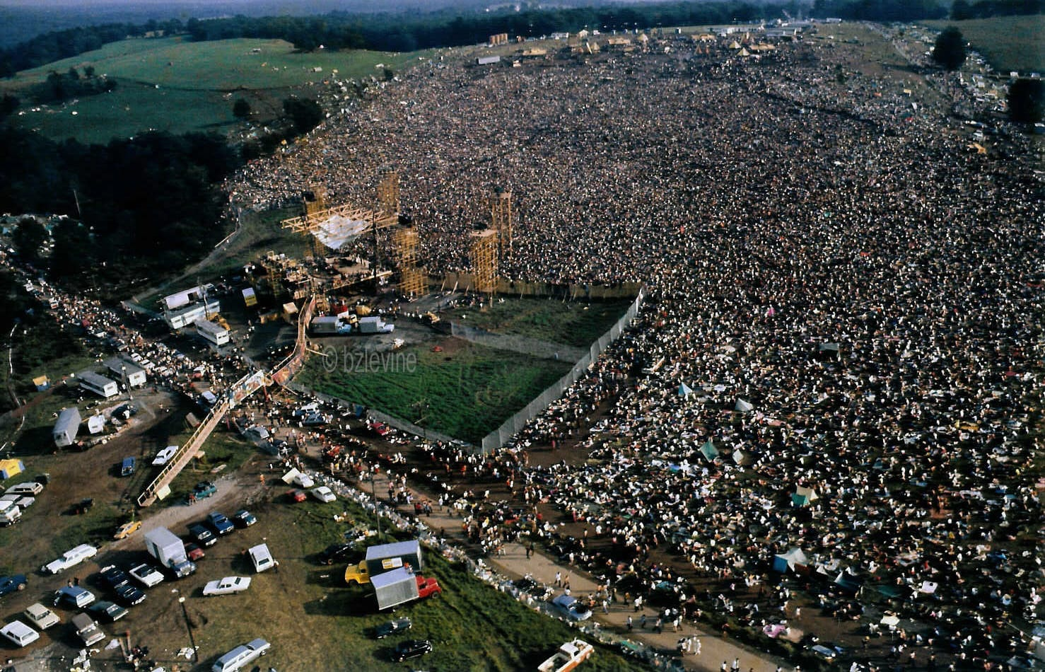Insomniac wants EDC at Woodstock site