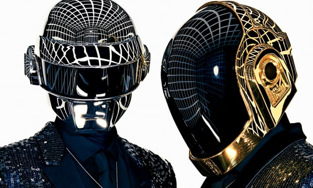 """Daft Punk to appear on """"The Colbert Report"""""""