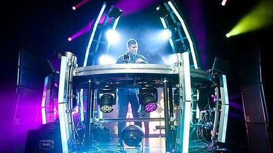 "Kaskade's Atmosphere Tour: ""The Greatest EDM Arena Show Ever"""