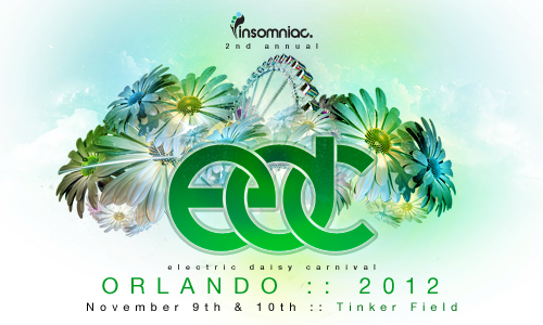 Insomniac Events Releases EDC Orlando 2013 Trailer