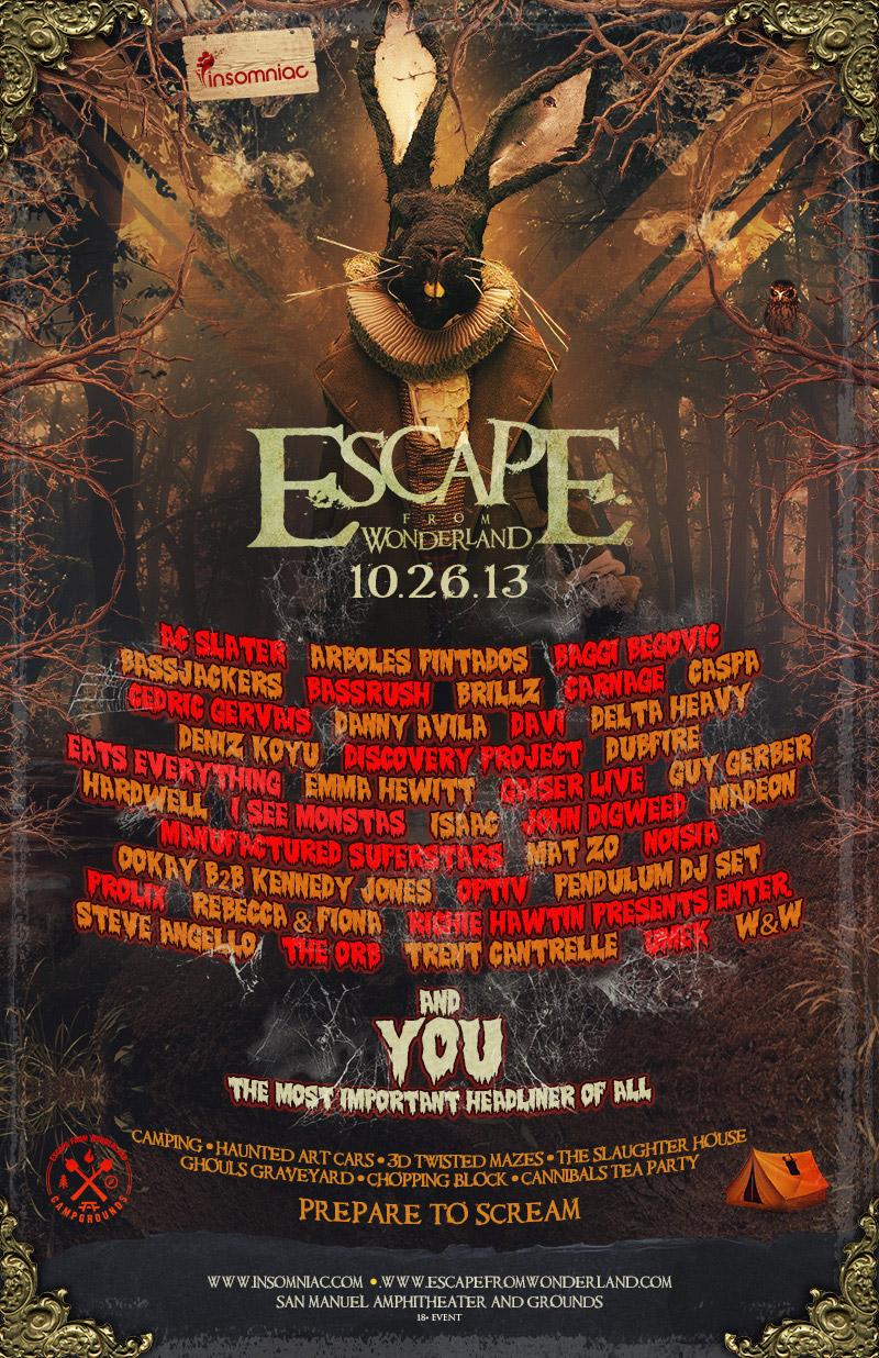 escape-from-wonderland-2013-performer-list