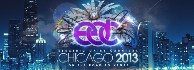 Inaugural Electric Daisy Carnival Chicago Generates More Than $26 Million for Local Economy