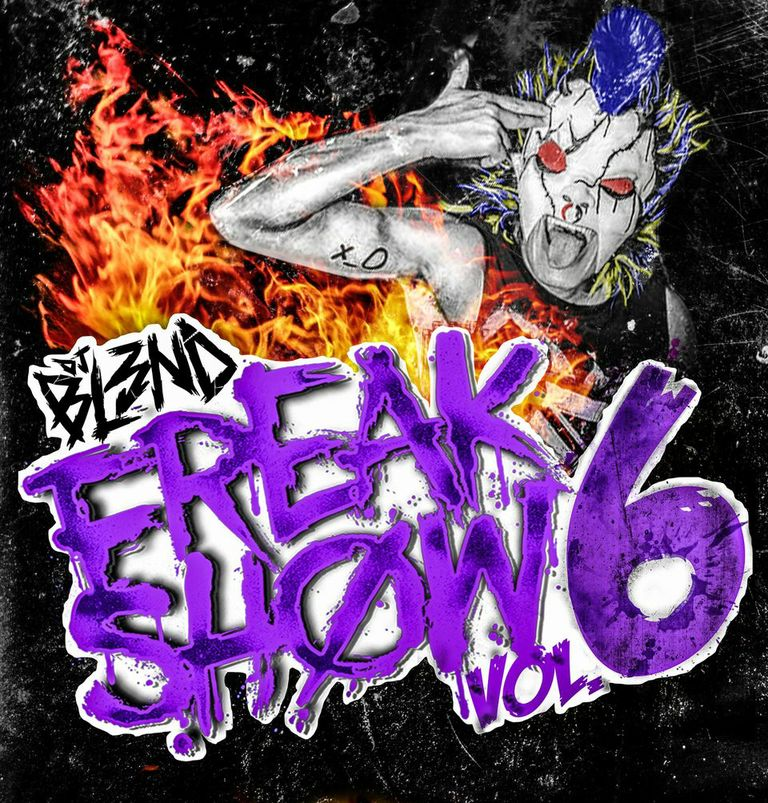 WORLD PREMIERE EXCLUSIVE: DJ BL3ND'S FREAKSHOW