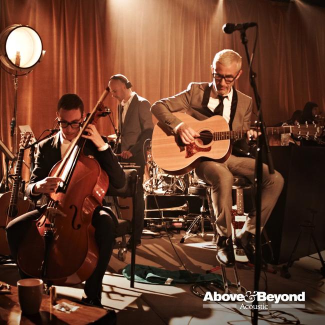 LIVE STREAM: Above & Beyond's Acoustic Concert Film Premiere