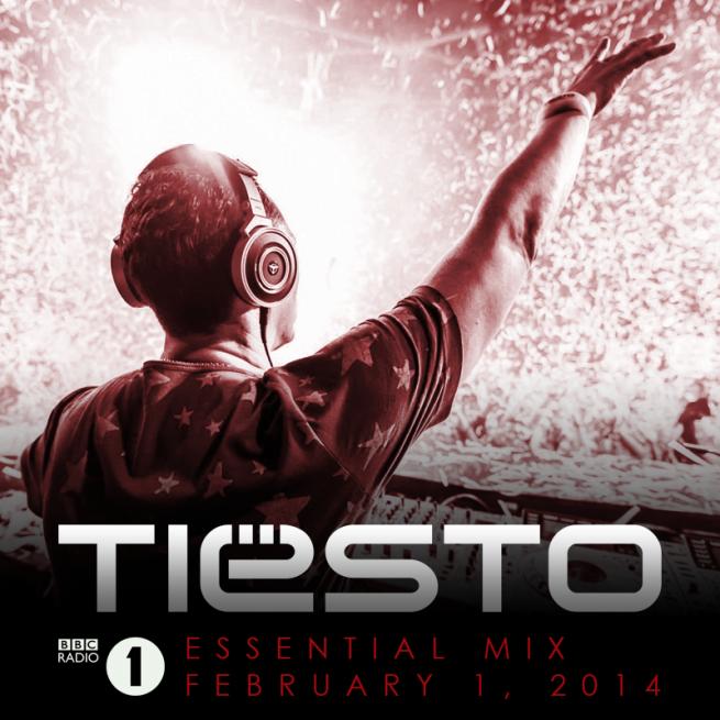 MUST LISTEN: Tiesto's 24-track Deep House / Techno Essential Mix