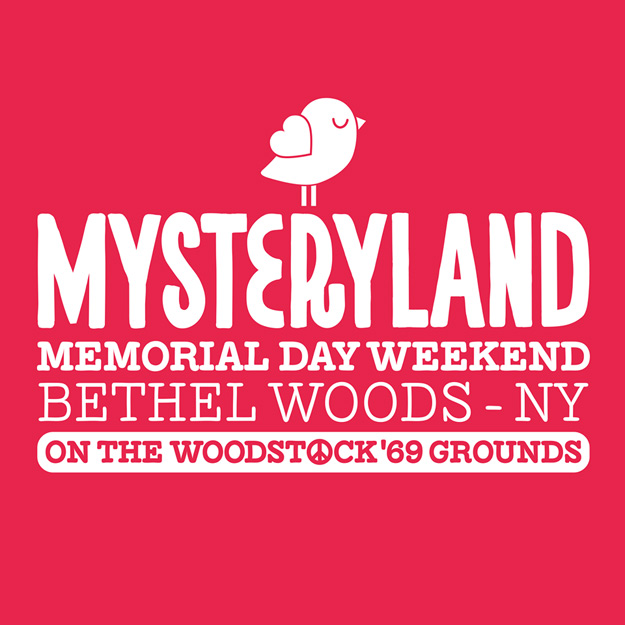 MysteryLand Announces Full Music and Creative Line-up