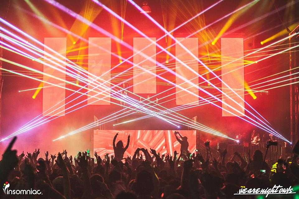 """Recap: Back To The Basics At Insomniac's Sold-Out """"NRG"""" Event"""