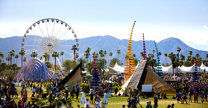 Back To The Desert: Coachella Weekend 2 Set Times
