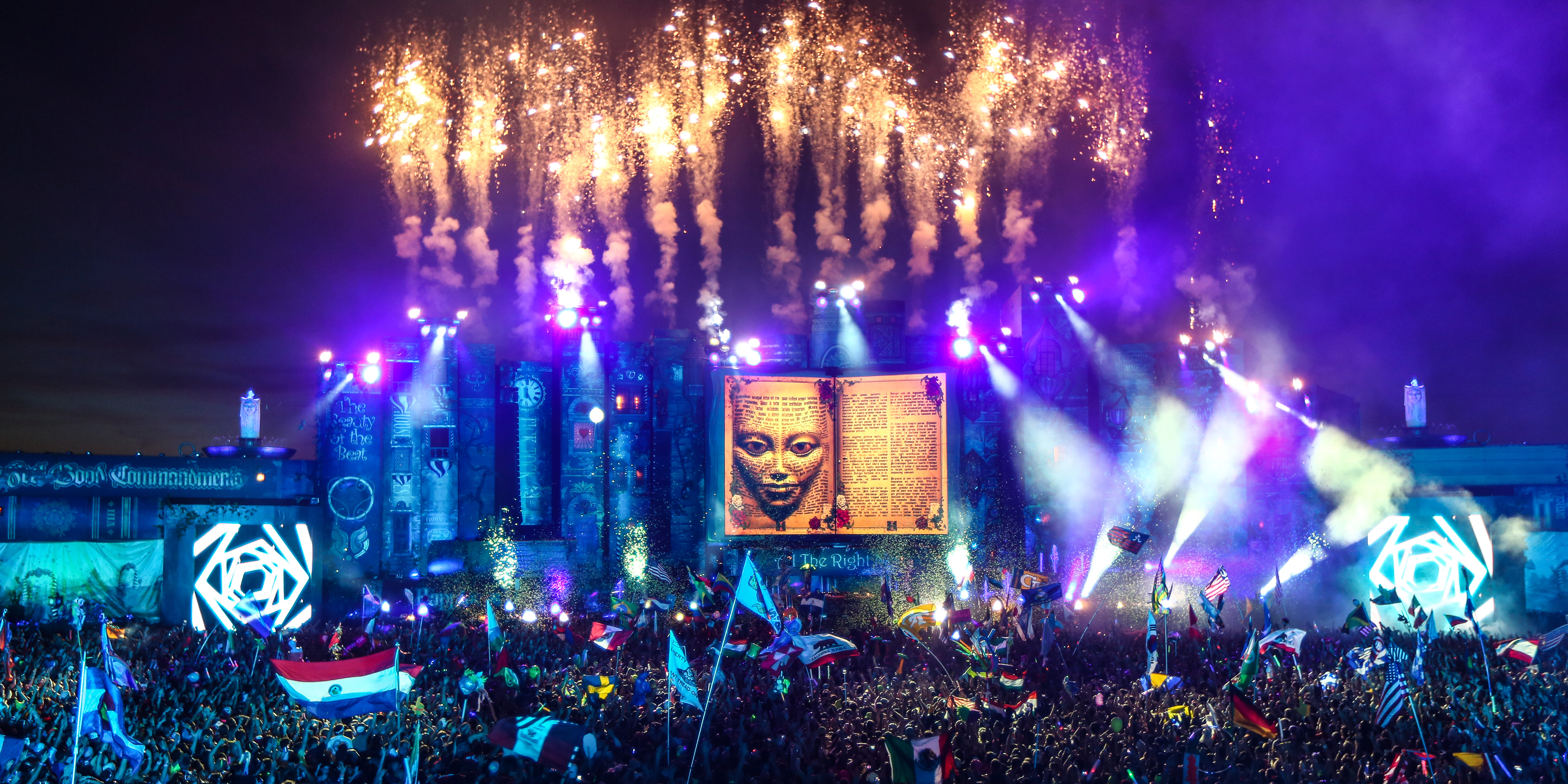Press Release: Tomorrowland To Be Televised on MTV This Summer