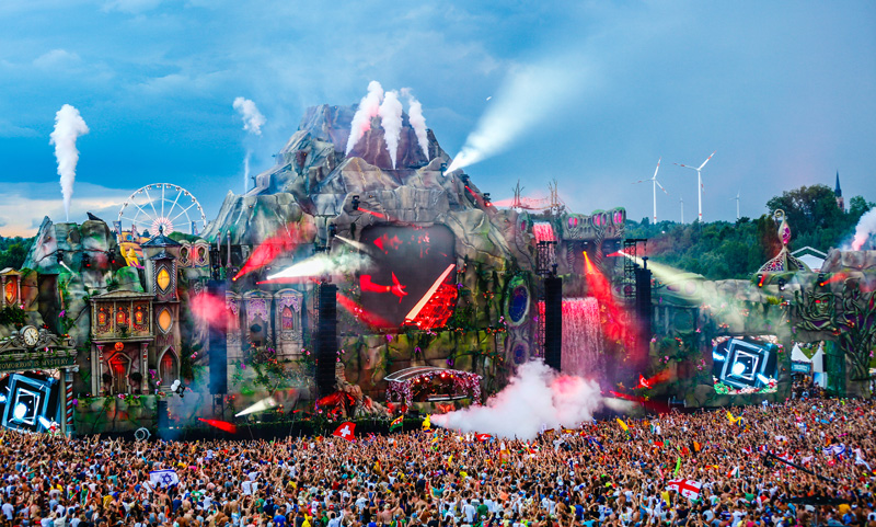 Tomorrowland Drops The Lineup of All Lineups