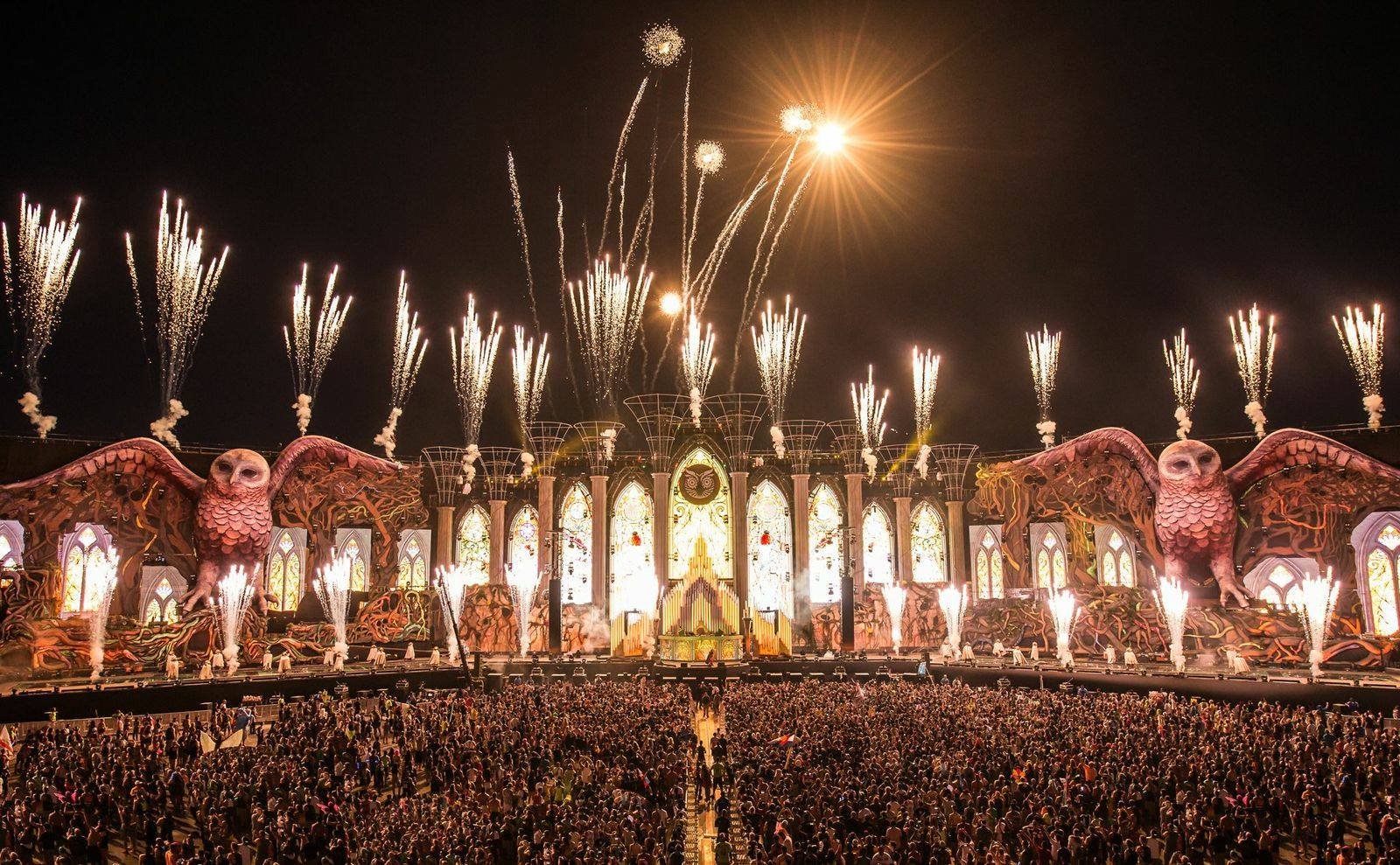 Coroner Confirms EDC Attendee Died From Ecstasy Overdose