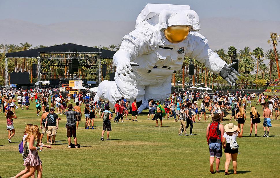 Coachella Valley Music & Arts Festival Break Records, Brings Home The Money in 2014