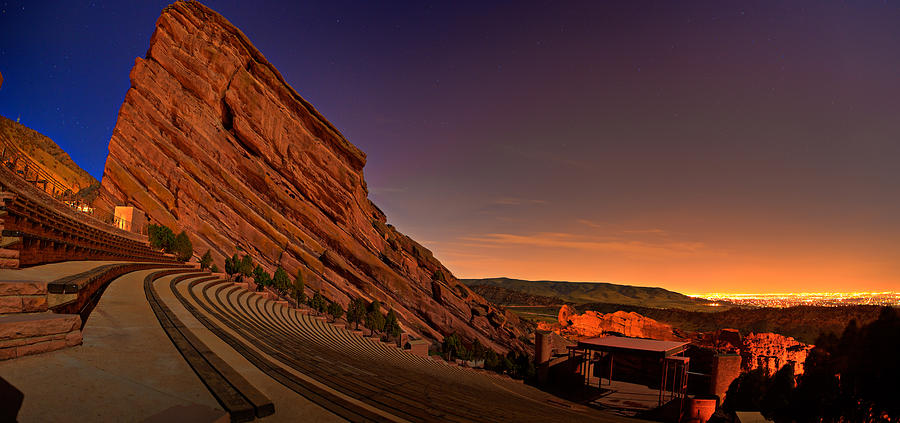 Red Rocks Park and Amphitheatre – A Must Visit For Any Music Fan