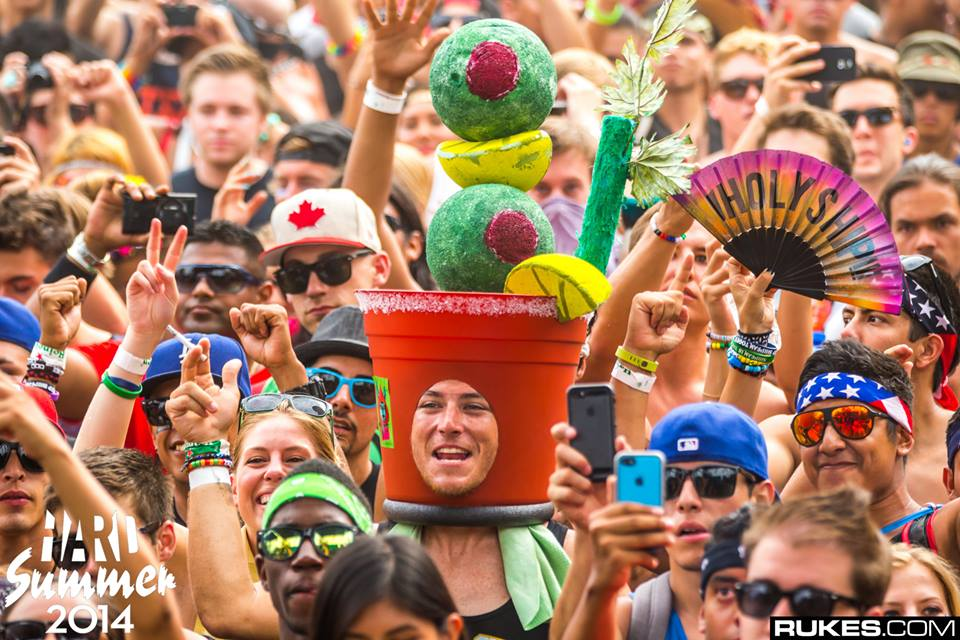 Hard Summer 2014: Like Any Festival, It's What You Made of It