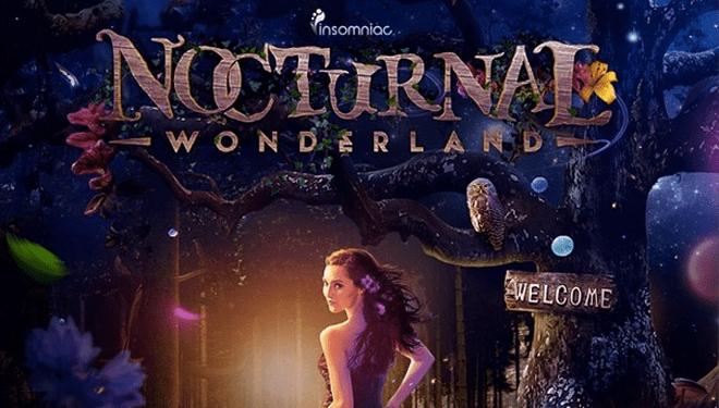 Dance Music Legends at This Year's Nocturnal Wonderland