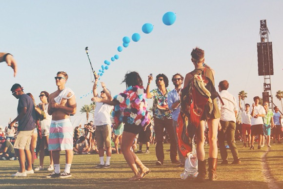 In The Future, The Music At A Festival Could Charge Your Phone