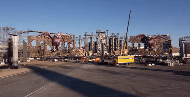 Go Behind The Scenes of EDC Las Vegas
