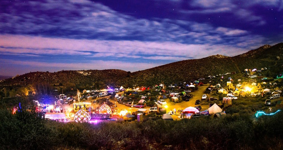You Need This Beautiful House/Techno Desert Festival In Your Life