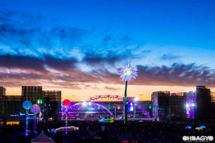EDC Las Vegas - Day Two 6.22.13