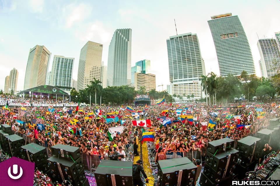 It's Finally Here: Ultra Music Festival Kicks Off in Miami