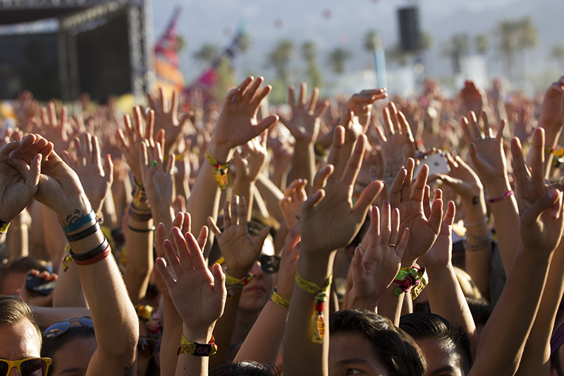 The One Way To Score Coachella Tickets Without Breaking The Bank