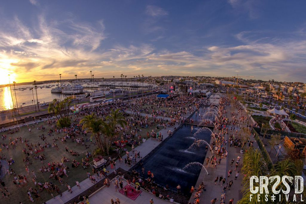 CRSSD Festival Shines Bright In San Diego