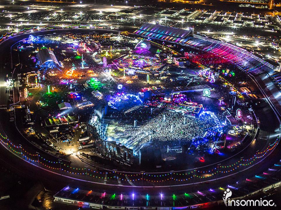 Insomniac Reveals Soundtrack To Electric Daisy Carnival Las Vegas