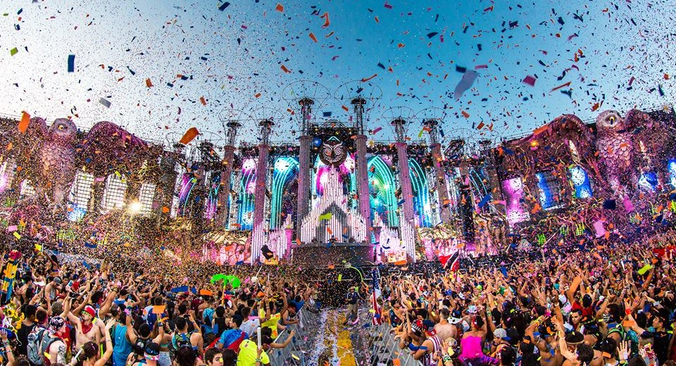 New Clues Revealed About EDC Las Vegas Main Stage