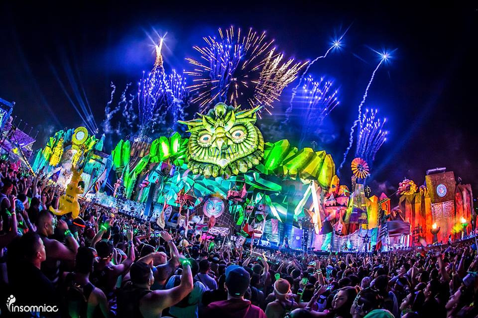 Dancing 'Til Dawn: EDC Makes Spine-Tingling Return To Las Vegas